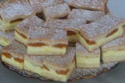 tvarohový koláč aký ste kedy jedli!