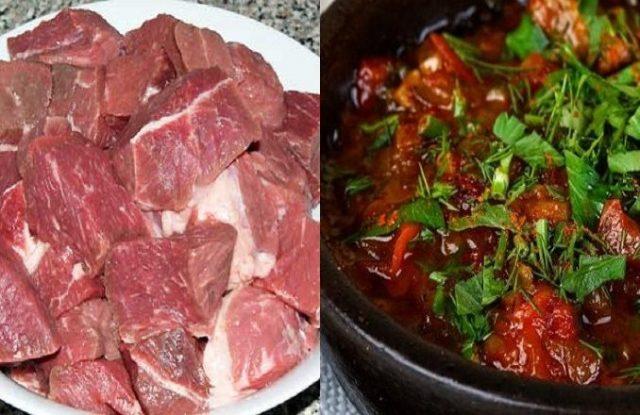 Môj syn miluje dusené mäso. Pripravila som mu hovädzie na kubánsky spôsob podľa tohto receptu a veľmi si ho pochvaľoval!