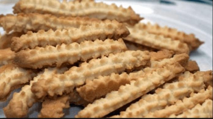 Jemné maslové domáce sušienky – pripravené máte za 20 minút!