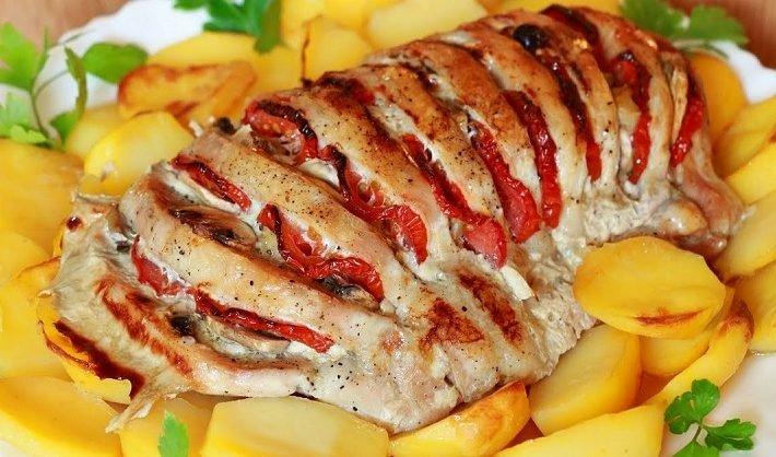 Pripravte si marinádu, narežte mäso a zeleninu a o 45 minút neskôr pocítite tú báječnú božskú chuť!
