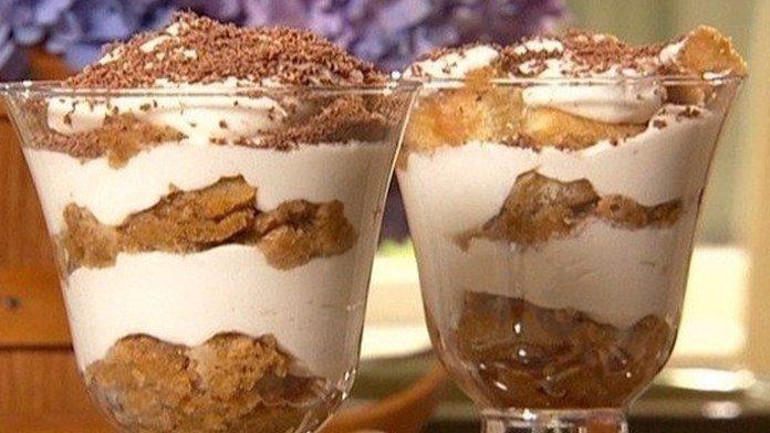 Tiramisu do pohára s báječnou jemnou chuťou pripravené už za 5 minút!