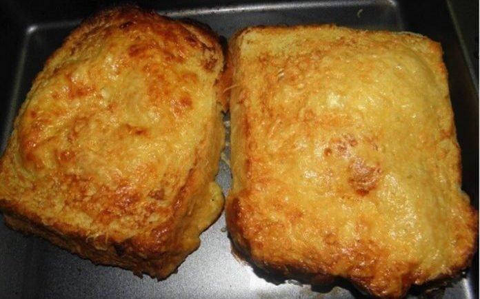Recept na vylepšený chleba vo vajci. Jednoduchý a zaručene chutný, ktorý oživí váš klasický recept.