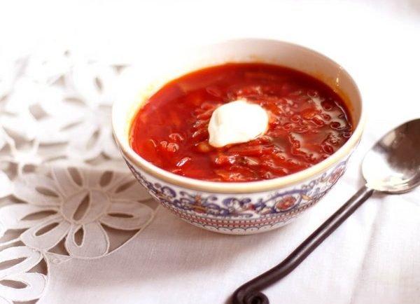 Mínus 5 kg za 9 dní. Borščová polievka na chudnutie je pretých, ktorí nechcú hladovať a FUNGUJE TO