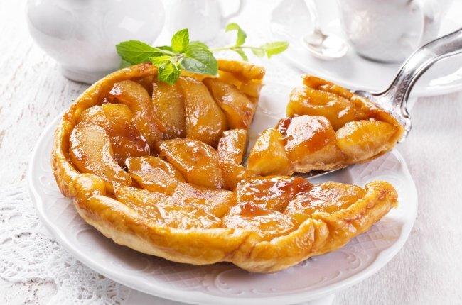 Najlepší recept na francúzsky jablkový koláč