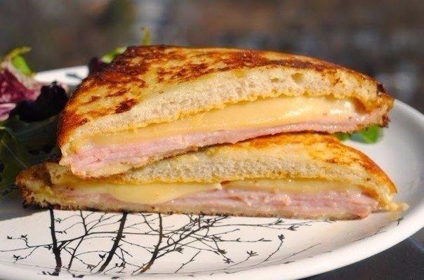 Monte Cristo sendvič pripravený za pár minút