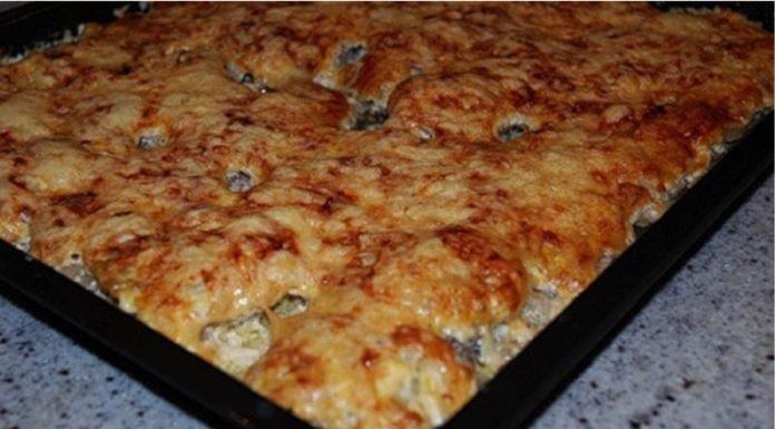 Ak neviete čo variť, vyskúšajte tento super recept. Zužitkujete tak potraviny, ktoré vám zostali v chladničke