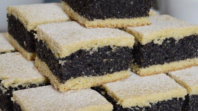 Makový krémový koláč: Zamiluje si ho celá Vaša rodina – chutí vážne fantasticky!