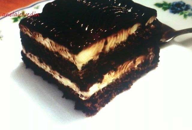 Čokoládové kocky s mascarpone, sú tak skvelé, že si rovno naložíte 2 kúsky na tanier