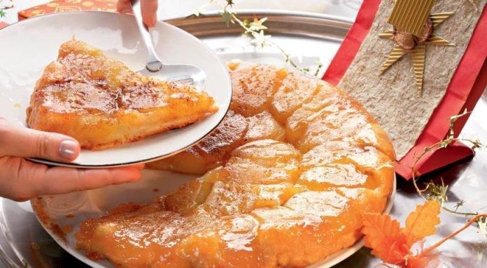 """Francúzsky jablkový koláč """"Tarte tatin"""". Veľmi ľahký a neuveriteľne voňavý"""