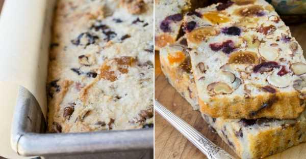 Netradičný sladký chlieb, ktorý pripravíte rýchlo a bez kysnutia. S ovocím, orechmi a ľanovými semienkami