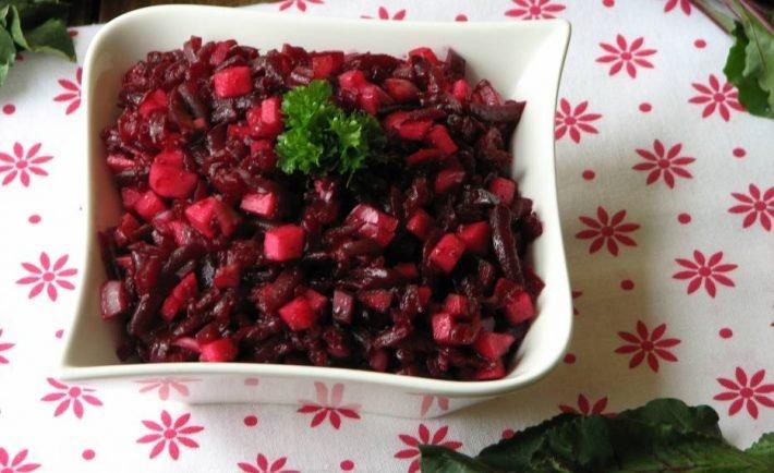 """Legendárny ukrajinsky šalát """"vinigret""""na chudnutie: Dajte si ho namiesto zemiakov a ryže – je výborný a chudne sa po ňom!"""