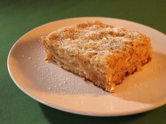Rýchly maďarský jablkový koláč na ktorom by si pochutná celá vaša rodina