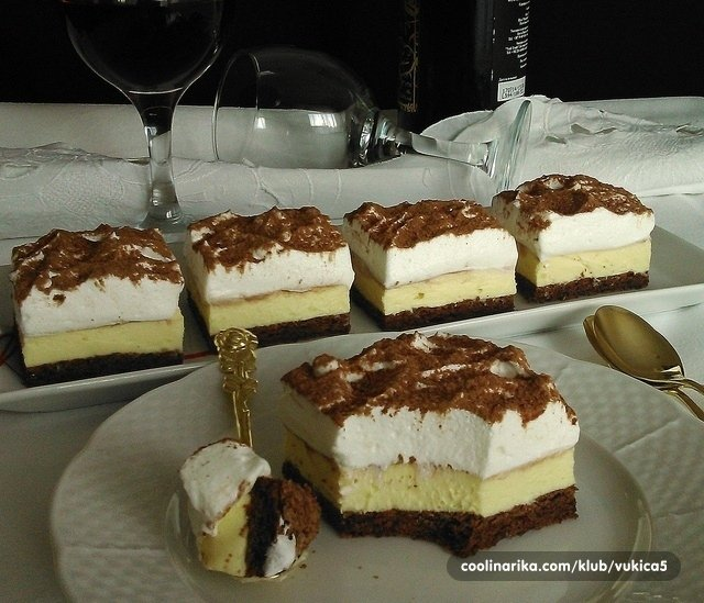 Fantastické Krémové brownies