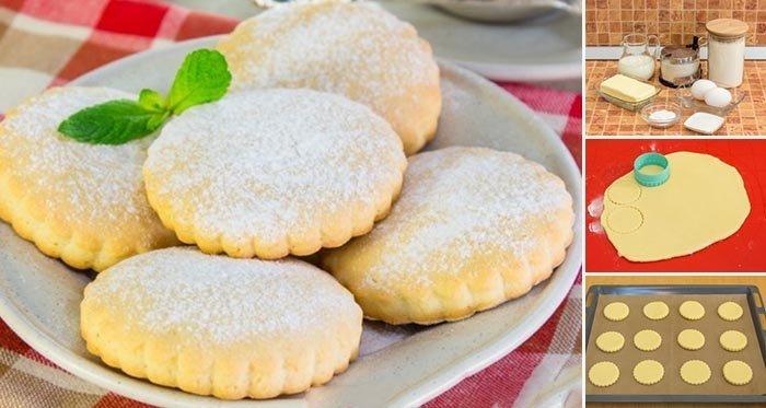 Chrumkavé mliečne sušienky, s ktorými sa vrátite do čias svojho detstva.