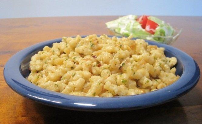 Tradičné Slovenské halušky trochu inak, bez bryndze: Vyskúšajte tento nový, neokukaný recept na halušky, ktoré chutia stále fantasticky!