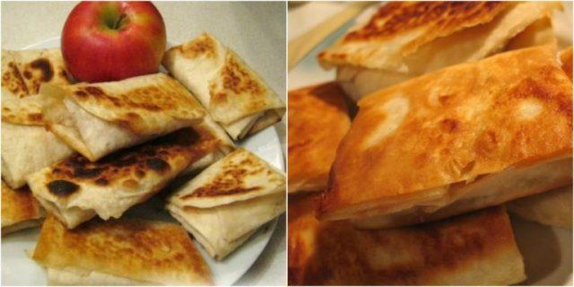 Jablká zapečené v pita chlebe: Úžasný recept pre zaneprázdnené gazdinky, ktorý si Vaša rodina jednoducho zamiluje!