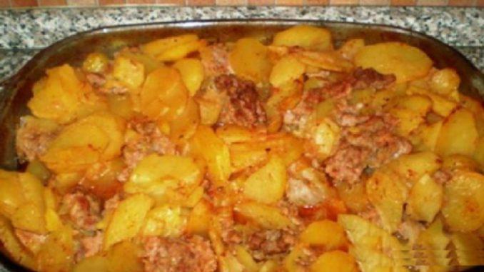 Egyptské zemiaky: Keď pripravíte doma takto zemiaky, všetci vás budú nosiť na rukách!