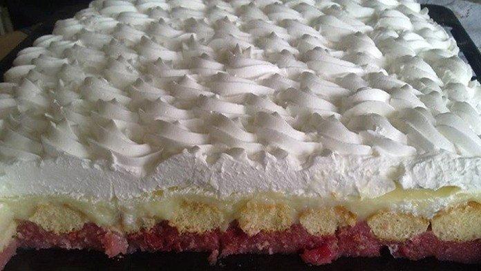 Smotanový dezert snov s pudingom pripravený bez pečenia! Chutí priamo božsky!