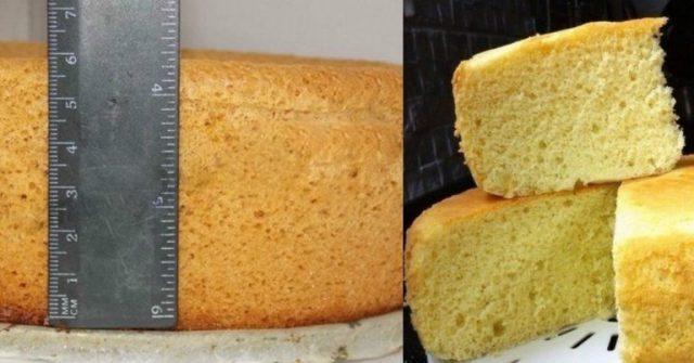 Jednoduchý trik, vďaka ktorému upečiete vždy najlepšie mäkkučké piškótové cesto na koláč, ktoré bude jemné ako obláčik!