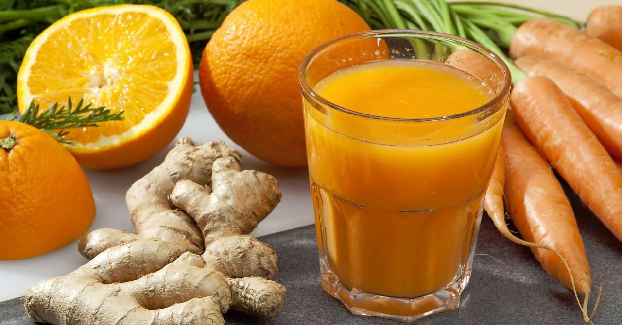 Vitamínový nápoj za pár minút.